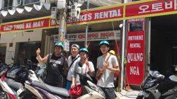 Thuê Xe máy Sông Hàn ở Đà Nẵng